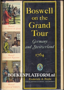 Boswell on the Grand Tour 1764