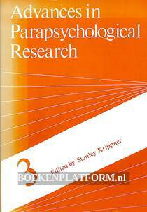Advances in Parapsychological Research 3
