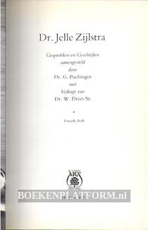 Dr. Jelle Zijlstra