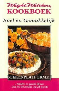 Weight Watchers kookboek