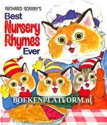 Richard Scarry's Best Nursery Rhymes Ever