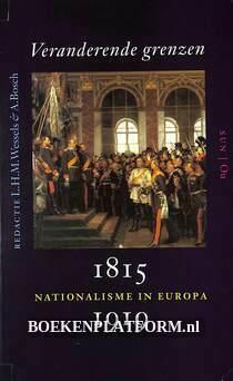 Veranderende grenzen, Nationalisme in Europa 1815-1919