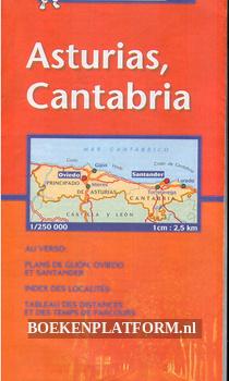 Michelin 572 Asturias, Cantabria