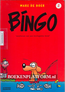 Bingo, Avonturen van een knotsgekke hond 2