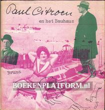 Paul Citroen en het Bauhaus