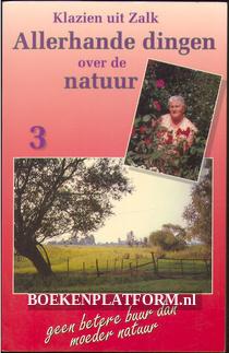 Allerhande dingen over de natuur 3