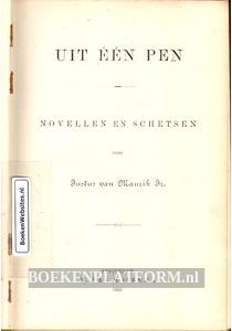 Uit een Pen