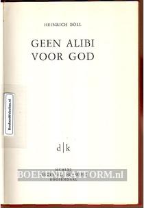 Geen alibi voor God