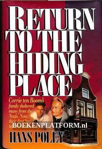 Return to the Hiding Place, gesigneerd