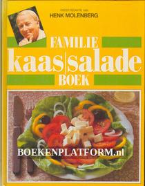 Familie Kaas/Salade boek