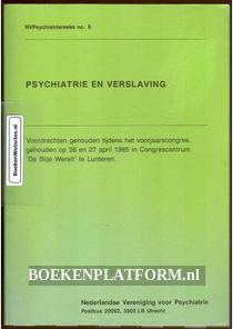 Psychiatrie en verslaving