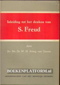 Inleiding tot het denken van S. Freud