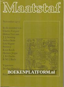 Maatstaf 11-1975