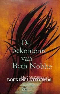 De bekentenis van Beth Nobbe