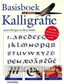 Basisboek Kalligrafie