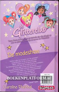 De glitterclub, de modeshow