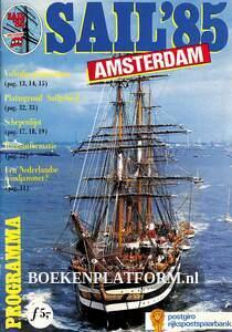 Programma Sail'85