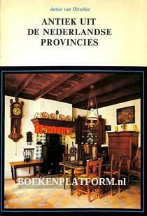 Antiek uit de Nederlandse provincies