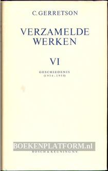 Verzamelde werken VI C
