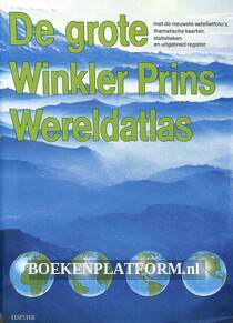 De grote Winkler Prins Wereldatlas
