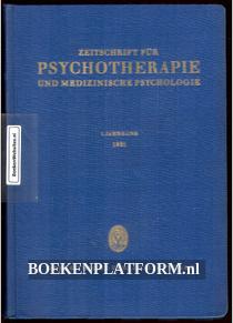 Zeitschrift fur Psychotherapie und Medizinische Psychologie 1951