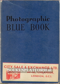 Photographic Blue Book