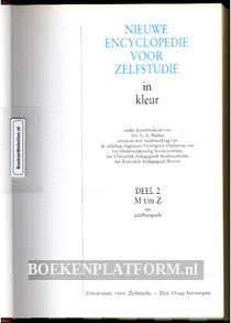 Nieuwe encyclopedie voor zelfstudie M-Z