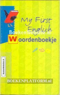 My First English Woordenboekje