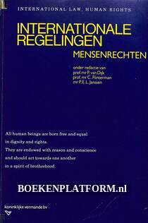 Internationale regelingen, mensenrechten