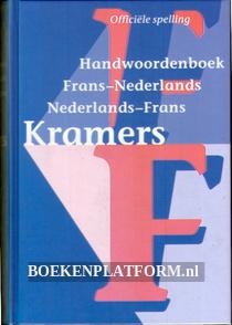 Kramers Handwoordenboek Frans Nederlands en N-F