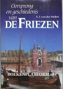Oorsprong en geschiedenis van De Friezen