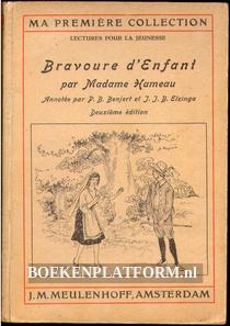 Bravoure d'enfant par Madame Hameau