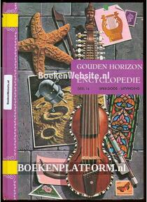 Gouden Horizon Encyclopedie 14