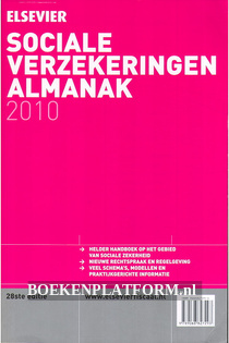 Sociale verzekeringen almanak 2010