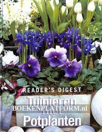 Tuinieren met potplanten