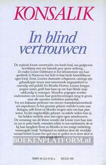 In blind vertrouwen