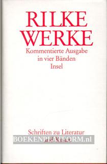 Rilke Werke 4