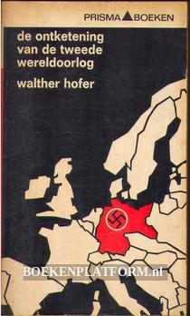 1071 De ontketening van de tweede Wereldoorlog
