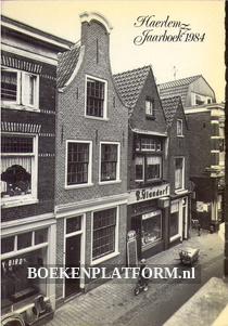 Haerlem Jaarboek 1984