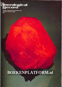 The Mineralogical Record 1996