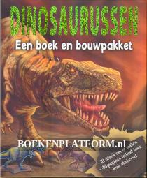 Dinosaurussen, een boek en bouwpakket