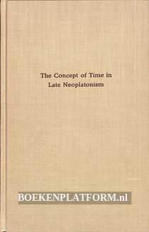 The Concept of Time in Late Neoplatonism