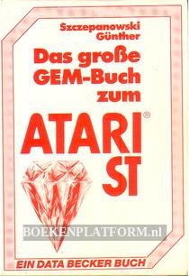 Das grosse GEM-Buch zum Atari ST