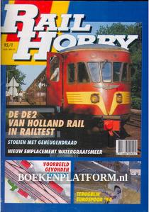 Railhobby jaargang 1995