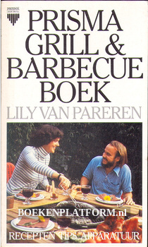 2562 Prisma Grill & Barbecueboek