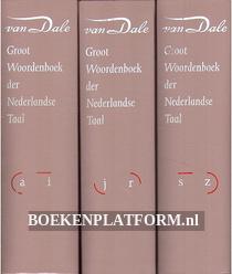 Van Dale Groot Woordenboek der Nederlandse taal 2