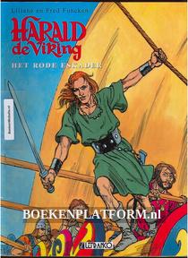 Harald de Viking, Het rode eskader