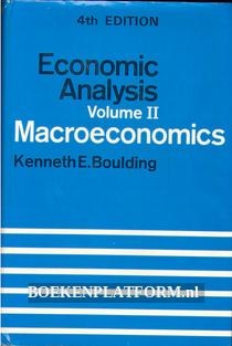 Economic Analysis II