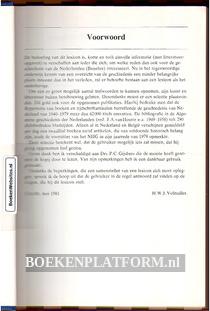 Nijhoffs Geschiedenis- lexicon Nederland en Belgie