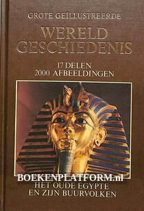 Het oude Egypte en zijn Buurvolken